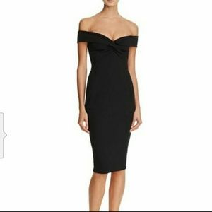 Nookie Dolly Midi Dress size Medium